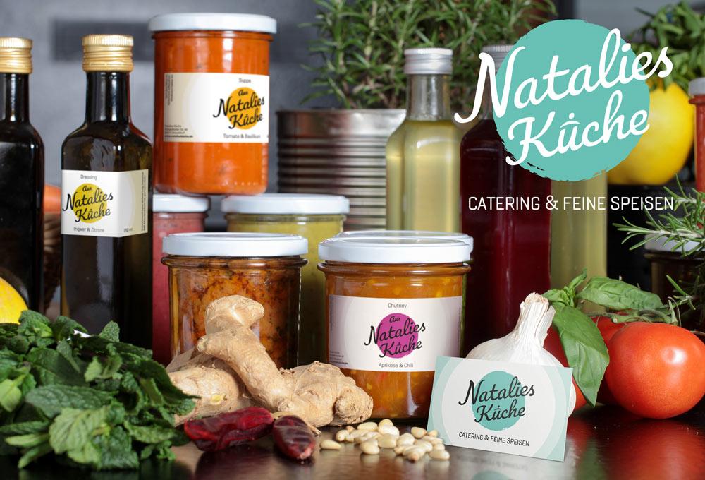 Natalies Küche Sortiment