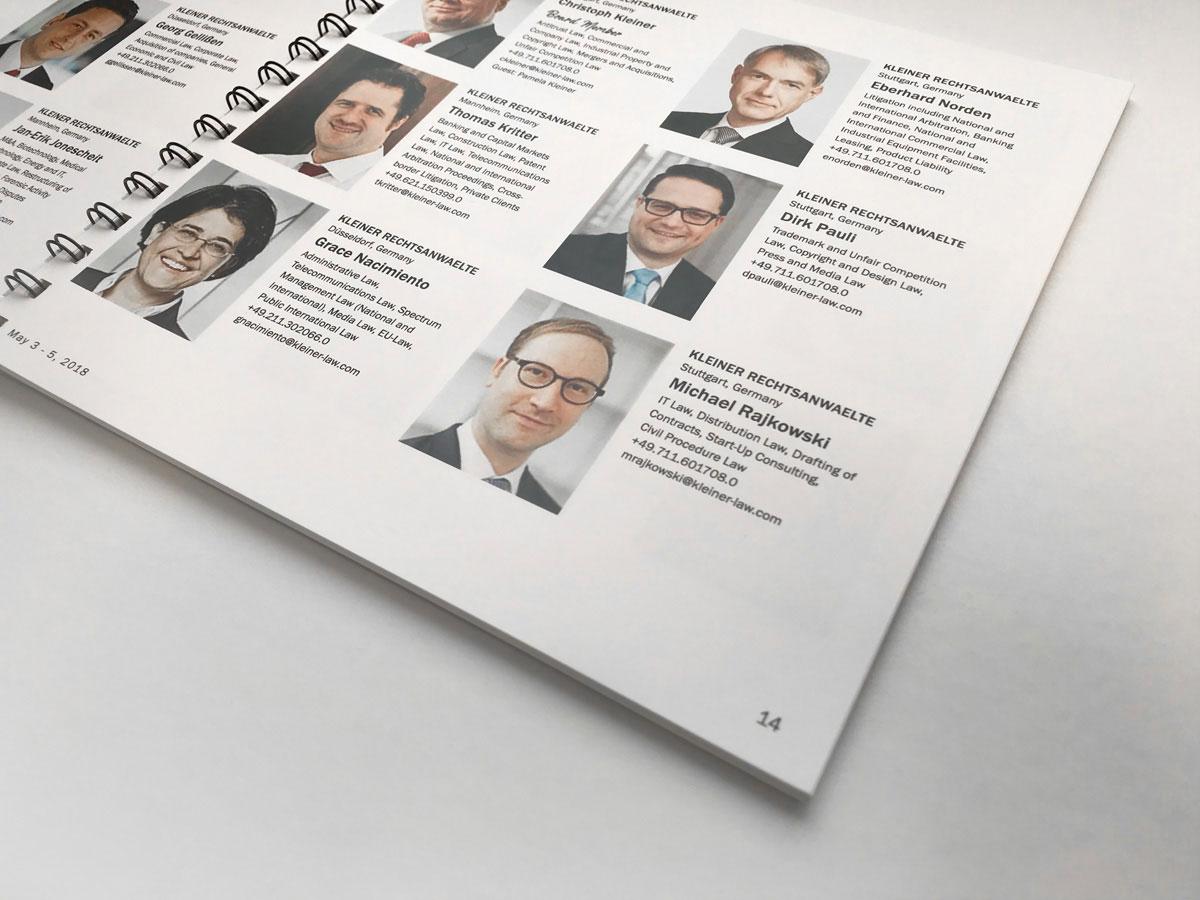 Kleiner Rechtsanwälte LFA
