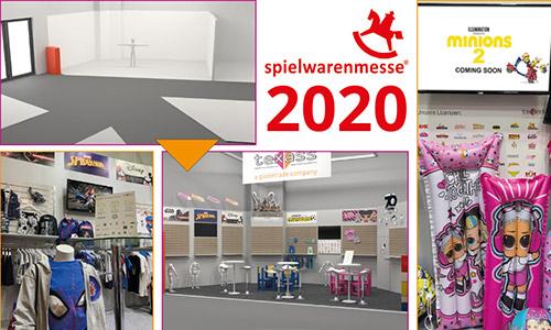 Tex-ass - Spielwarenmesse Nürnberg