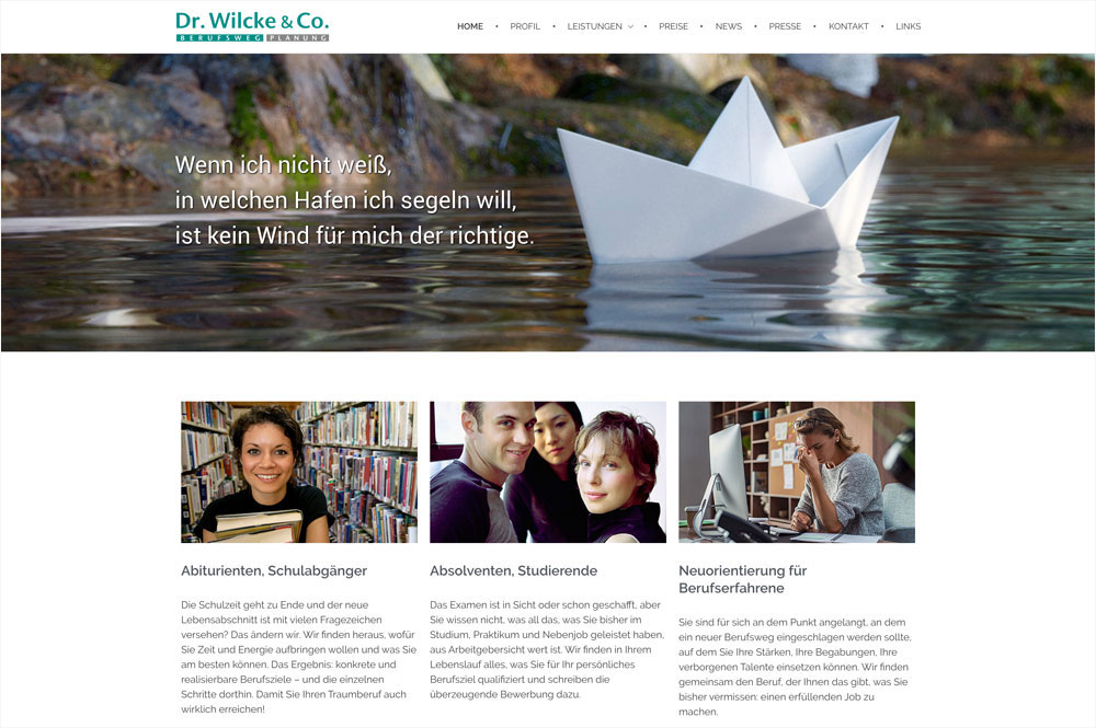 Blog - Mein Berufsziel