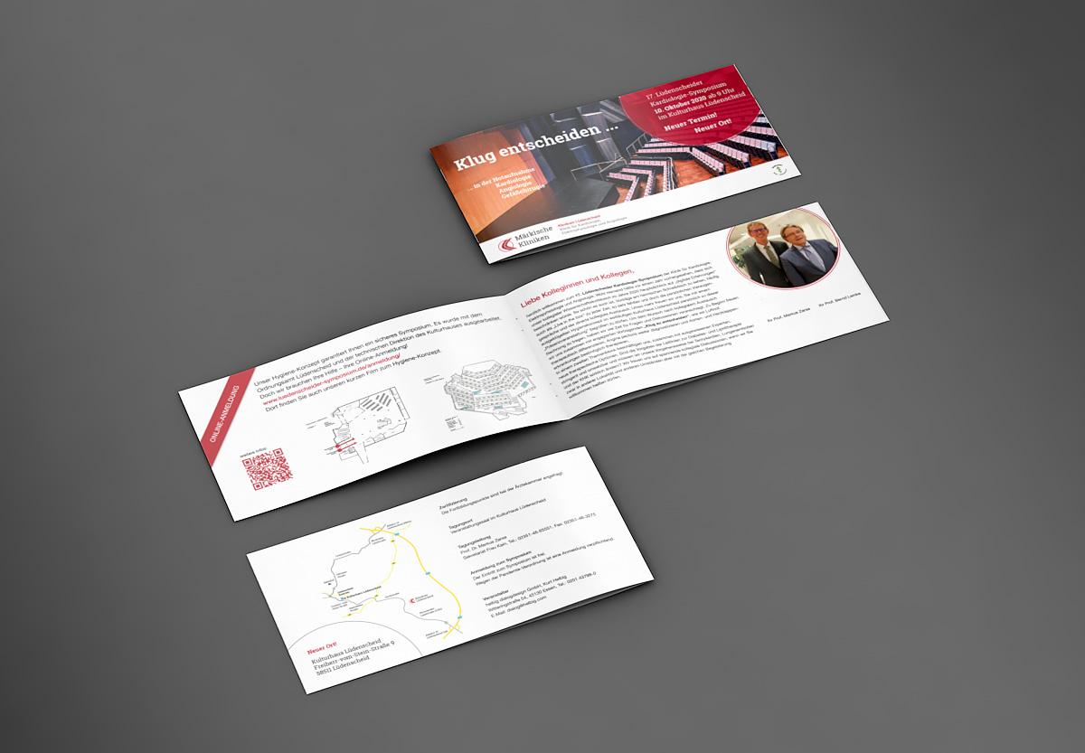 Lüdenscheider Symposium - Flyer